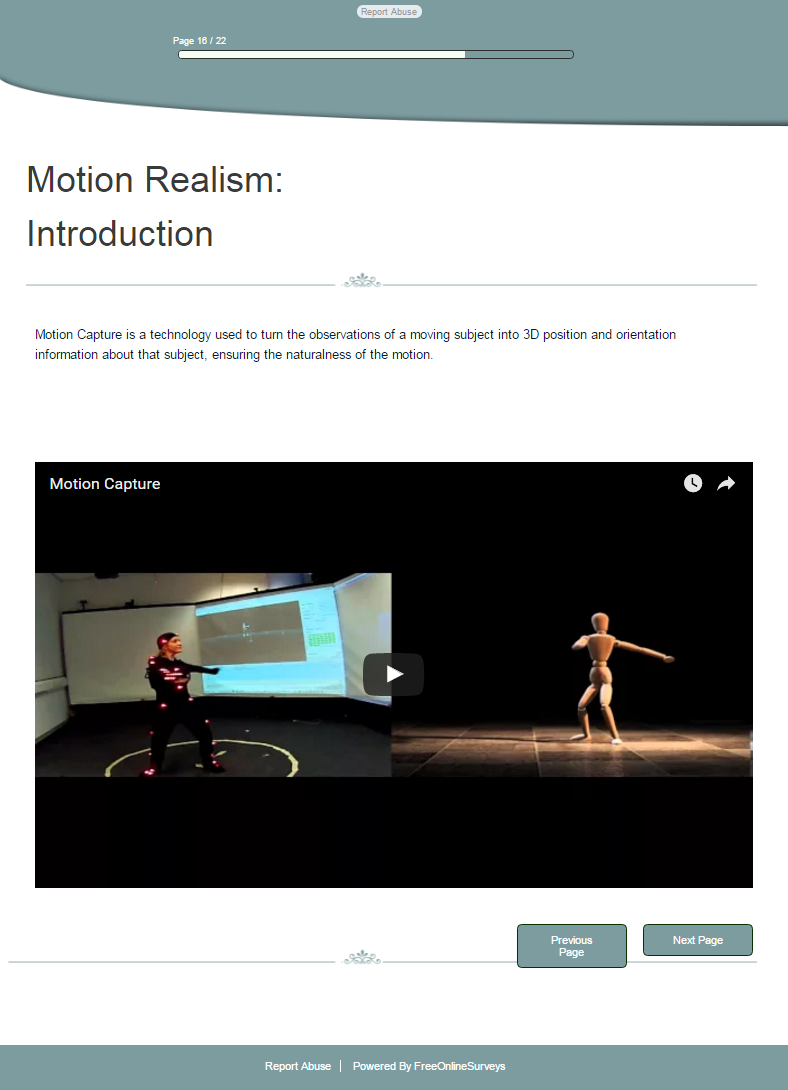 Emotion Control of Unstructured Dance Movements